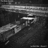 Few Tips to Heal présente La Dub War w/ DJ Absurd, Skwig, Background & Agôn (13/01/19)