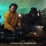 LOS BANGELES RADIO LBR#02 ● DIY edition - Februari 22nd 2018