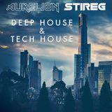 Aurelien Stireg - Philadelphia Radio 2017-08-27 Deep House And Tech House