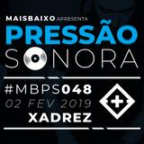 Pressão Sonora - 02-02-2019