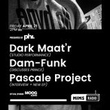 MIMS Radio Session #007 - Dark Maat'r, Dam-Funk, Pascale Project