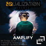 Amplify - Equalization Events 6th Oct 2018