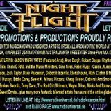 The Nightflight Radio Show from 14 th  February 2014 with DJ McScotty aka Steve Perz