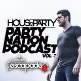 Party Nation Podcast Vol. III - Escapade 2017 Edition