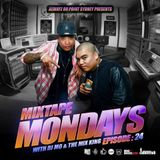 MIXTAPE MONDAYS Episode.24 mixed by: DJ.MO™ & THE MIX KING (29.09.14)