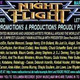 The Nightflight Radio Show from  28th March 2014 with DJ McScotty aka Steve Perz