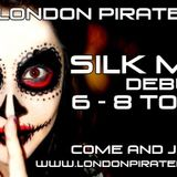 Silk Millz Wednesdays 6-8 www.londonpirateradio.co.uk debut, part 2
