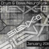 Drum & Bass January Mix
