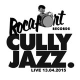 Rocafort Records live mix @ Cully Jazz 2015, Pt.1