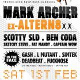 Ben Coda - Sicknote Promo Mix Dec 2013