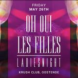 B-KAY - Oh Oui Les Filles @ Krush Club May 2017 (Liveset)