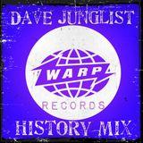 Warp Records '89-'92 History Mix