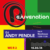 DJ Andy Pendle | Old Skool Warehouse | Set 4 1130-0030 | Rejuvenation | WE R 2 | 15.03.14