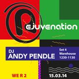 DJ Andy Pendle | Old Skool Warehouse | Set 4 1130-0030 | Rejuvenation | WE R 2 | 15.03.14