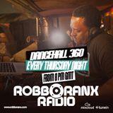 DANCEHALL 360 SHOW - (02/07/15) ROBBO RANX