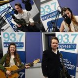 Russell Hill's Country Music Show on Express FM feat. Katie-Louise Ball + Jesse Ray. 29/01/17