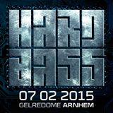 B-Front & Frontliner live @ Hard Bass 2015 (GelreDome, Arnhem) - 07.02.2015