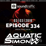 2018-03-03 - Aquatic Simon - Soundtraffic - Transoform of Spirit 334 (Radio Hobby)