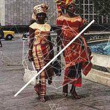 Pareidolia 12 on 22/05/2013 Kwame Nkrumah's ΔfricΔ