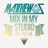 Matthew S - In my studio 1