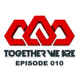Arty - Together We Are 010. (Swanky Tunes & Hard Rock Sofa Guestmix)