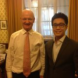 Global Wednesday 15/02 Interview David Willetts MP and 'cash for access' scandal