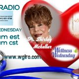 WGLRO RADIO with Dr.Shirley Mckellar Wellness Wednesday 10 -30-2019 the DWMS