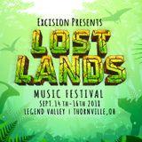 Midnight Tyrannosaurus - Lost Lands Festival 2018