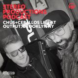 WEEK12_15 Chus & Ceballos Live from Output, Brooklyn NY, Feb'15