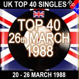 UK TOP 40 20-26 MARCH 1988