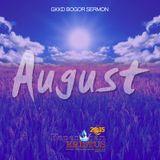 Ev. Albert SW - Mendengarkan Suara Tuhan (02-08-2015)