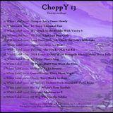 SeeWhy ChoppY13