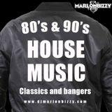 80's & 90's House Thowbacks Vol 1 [www.djmarlonbizzy.com]