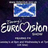 TOMMY'S EUROVISION SHOW - 8 September 2015 - Tommy Ferguson