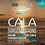 CRIS 44 & IGOR MARIJUAN - CALA PERU - Part 1 - 30 / 11 / 2013