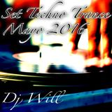 Dj Will - Set Techno-Trance Mayo 2016