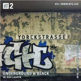 Underground and Black w/ Ash Lauryn - 18th September 2018