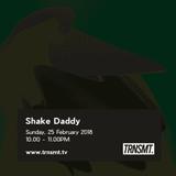 Shake Daddy - 25.02.18 - TRNSMT
