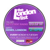 The London List Radio Show - 7th February 2012