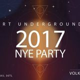 Ahmet KRK - NYE Art Underground