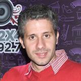 "Antonio Rattín con Lucas Gatti en ""Tangomías"""