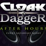 DJ Tyler Caiden at Cloak & Dagger After Hours March 23rd 2013