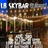 Live at LB Skybar 8.3.19 (House / Reggae / 90s Hip Hop & RnB)