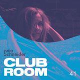 Club Room 41 with Anja Schneider