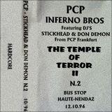 Stickhead & Don Demon - N.2 The Temple Of Terror II (12.10.96)