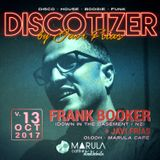 Discotizer Marula Café by Frank Booker (Down in the Basement/ NZ)