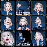 Madonna - Beautiful Stranger (qbix Calderone ReCut)