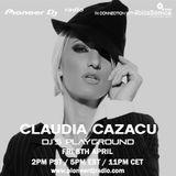 Claudia Cazacu - Pioneer DJ's Playground