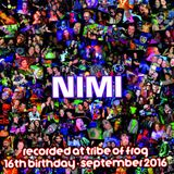 Nimi - Recorded at Tribe of Frog September 2016