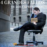 4 Grandes Fallos de los Emprendedores